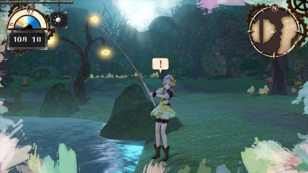 Atelier Lydie & Soeur, Gust, Switch, Nintendo