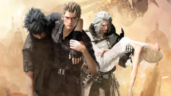 Final Fantasy XV DLC 'Episode Ignis'