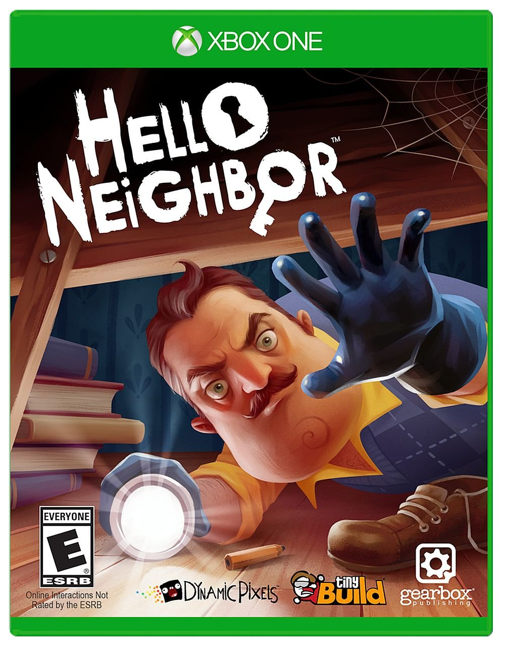 Hello Neighbor Xbox One physical release to be published ...
