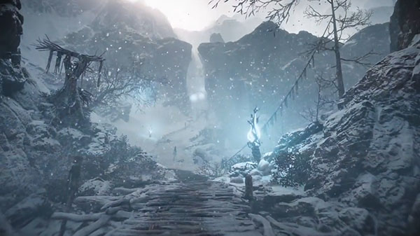 Horizon: Zero Dawn The Frozen Wilds
