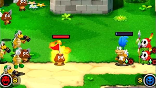 Mario Luigi Superstar Saga Bowser S Minions Minion Quest