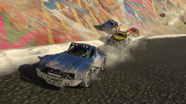 Codemasters and Deep Silver announce arcade racer Onrush for