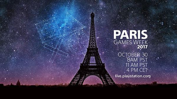 PlayStation Media Showcase at Paris Games Week 2017