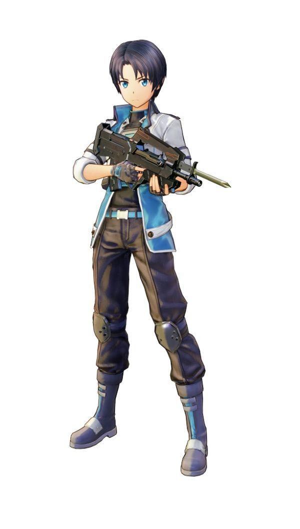 Sword Art Online Fatal Bullet Further Details Character