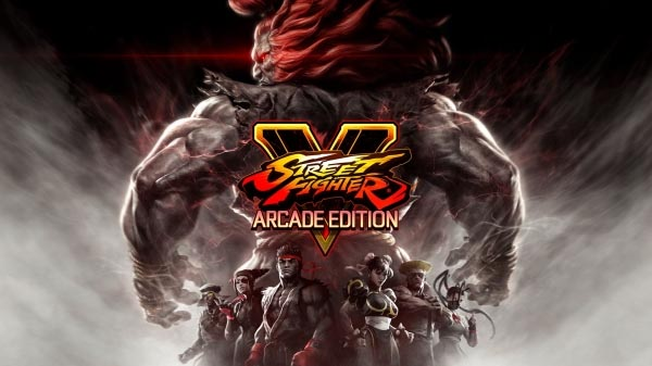 Αποτέλεσμα εικόνας για Street Fighter V: Arcade Edition PS4