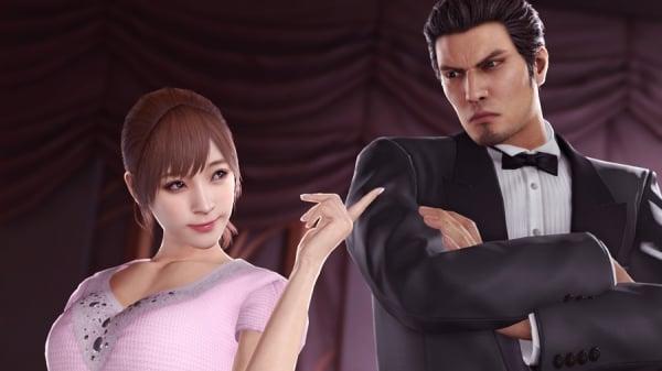 Yakuza 0 dating spots