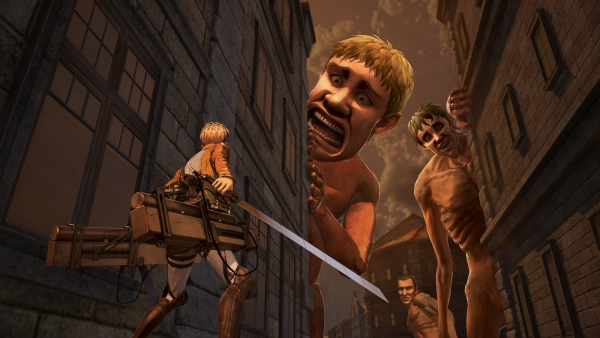 Attack on Titan 2