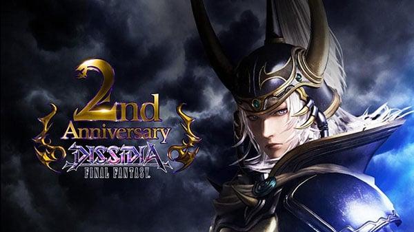 Dissidia Final Fantasy Arcade 2nd Anniversary live stream set for November 26 - Gematsu