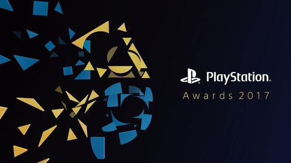 PlayStation Awards 2017