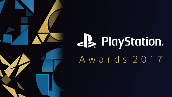 PlayStation Awards 2017 live stream