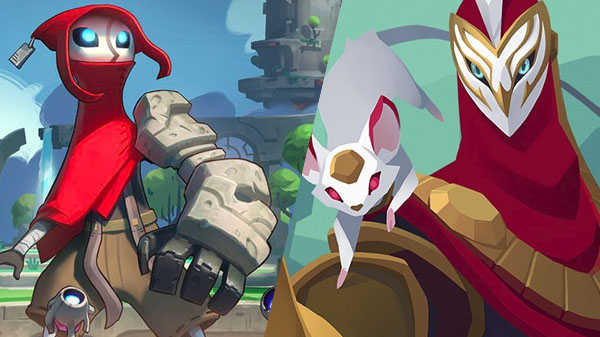 Hob and Gigantic