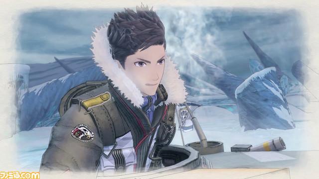 Romance in VC saga :: Valkyria Chronicles™ General Discussions
