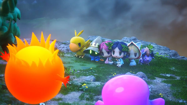 World of Final Fantasy: Meli-Melo