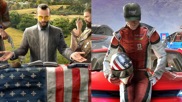 Far Cry 5 and The Crew 2