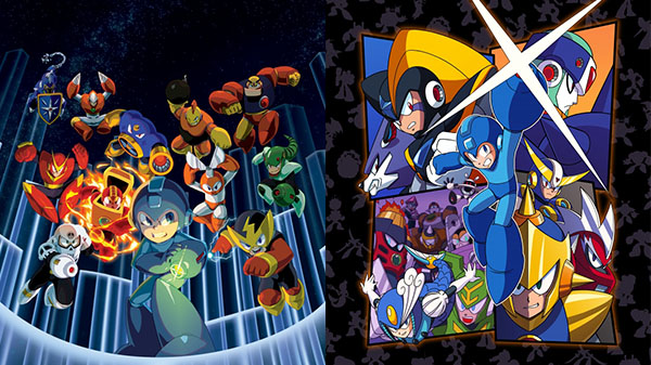 Mega Man Legacy Collection 1 and 2