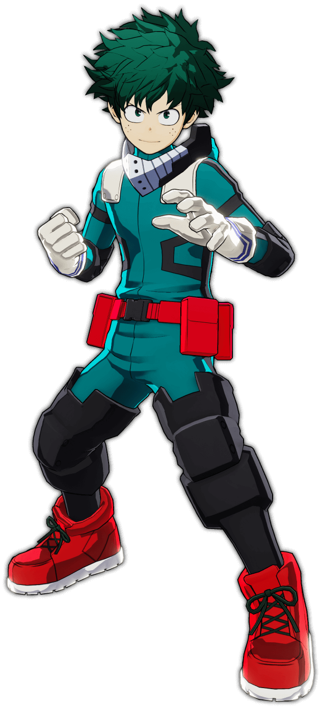 My Hero Academia: One's Justice first details, screenshots ...