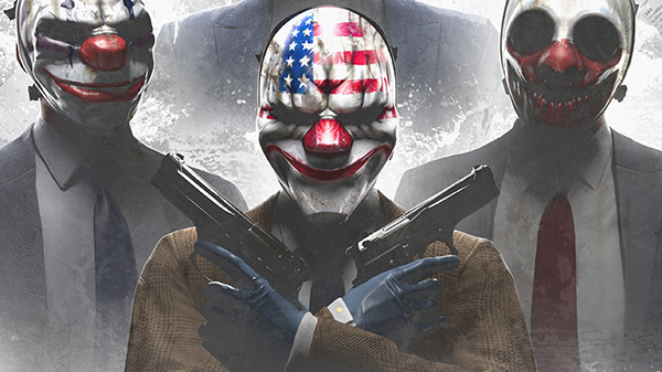 Payday 2 for Switch