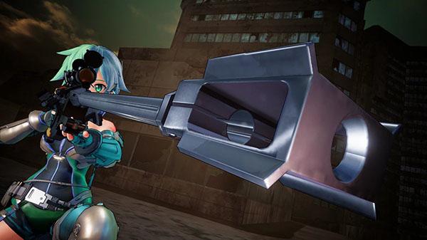 Sword Art Online:Alicization Lycoris ,Fatal Bullet & Arcade:Deep