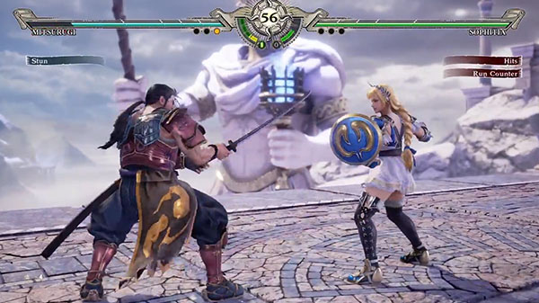 10 minutes of Soulcalibur VI gameplay, producer interview
