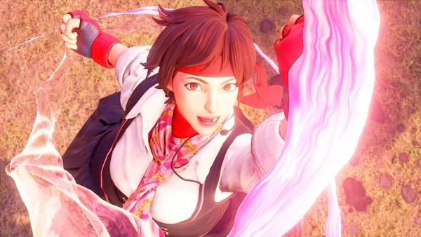 Street Fighter V - Sakura