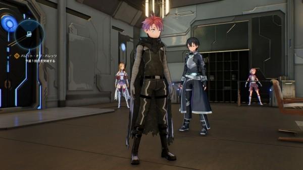 Sword Art Online: Fatal Bullet details original characters, Kirito