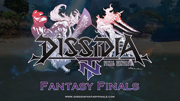 Dissidia Final Fantasy NT Finals Tournament