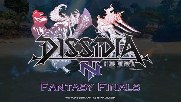 Dissidia Final Fantasy NT Finals Tournament