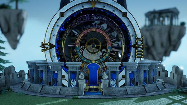 Sega Interactive Countdown