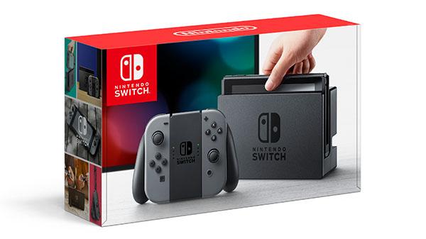 Các nhà phát triển hào hứng với Switch