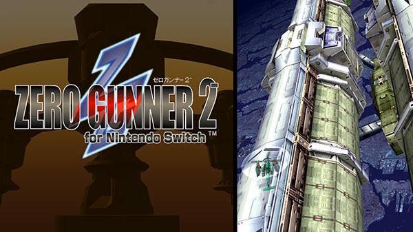 Zero Gunner 2 for Nintendo Switch