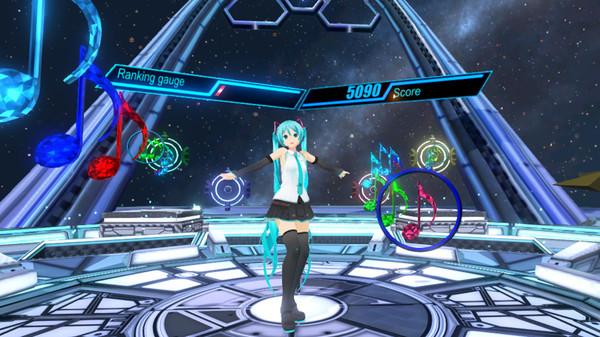 Hatsune Miku VR