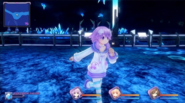 Hyperdimension Neptunia Re;Birth 1 Plus