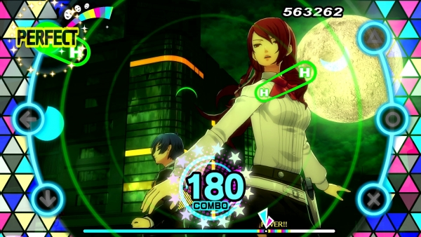 Persona 3 / 5 Dancing