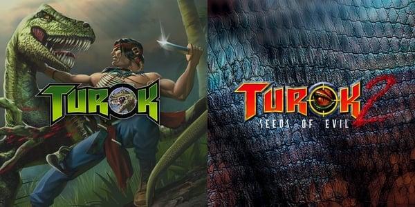 Turok 1 and 2