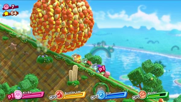 Kirby: Star Allies