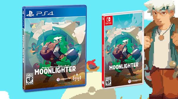 Moonlighter retail