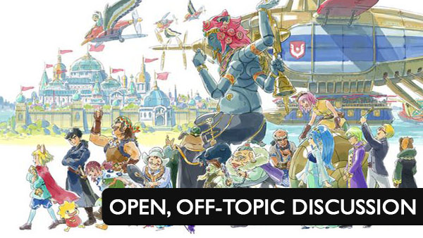 Open Forum #295
