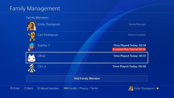 PlayStation 4 Version 5.50 Update