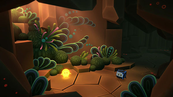 Co-op puzzle exploration game Pode announced for Switch