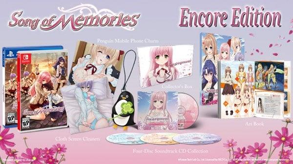 Song of Memories 'Encore Edition'