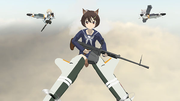 Brave Witches VR: Operation Baba-Yaga