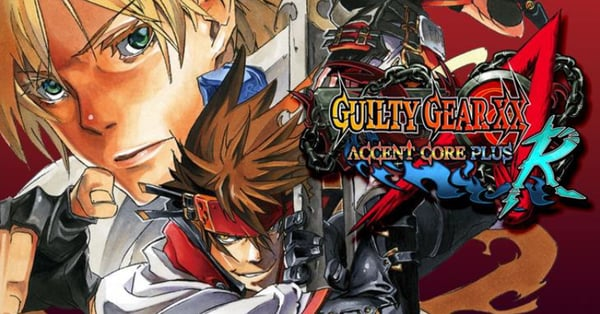 Guilty Gear XX: Accent Core Plus R