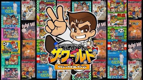 Kunio-kun: The World Classics Collection