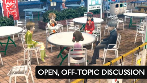 Open Forum #299