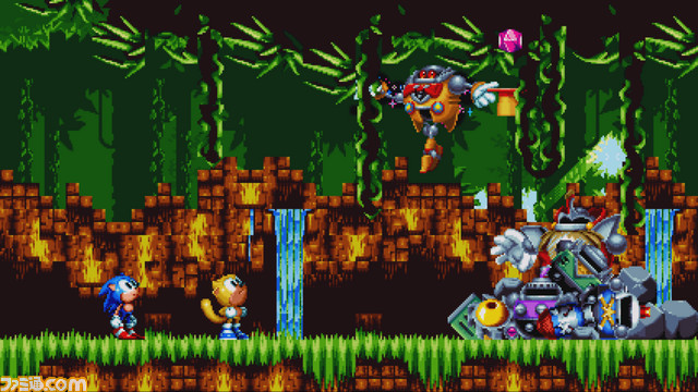 Sonic Mania Plus launches July 19 in Japan - Gematsu