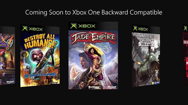 Xbox One original Xbox backward compatibility adds Conker