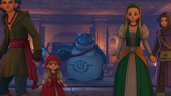 Dragon Quest XI: Echoes of an Exclusive Age