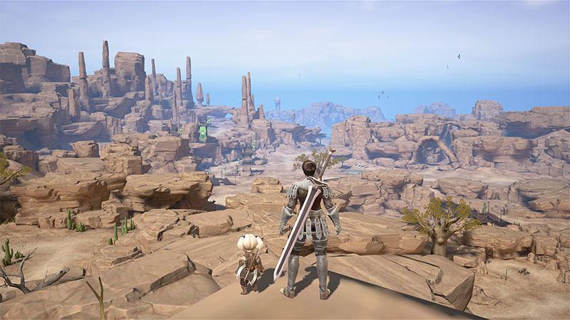 Final Fantasy XI Reboot for mobile screenshots - Gematsu