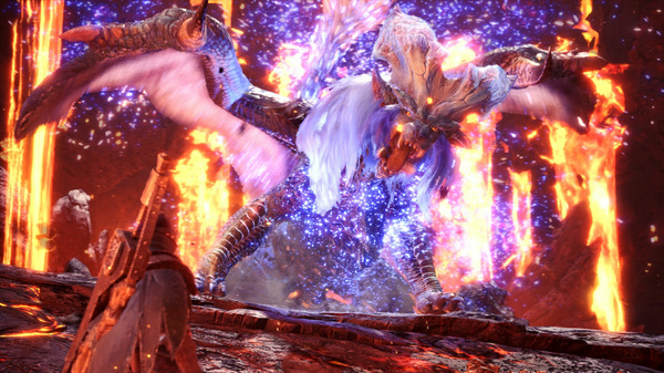 Monster Hunter: World version 4 00 update for PS4 and 4 0 0 0 update