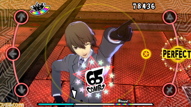First look at Persona 3: Dancing Moon Night and Persona 5